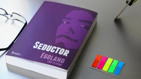 comprar el libro seductor egoland