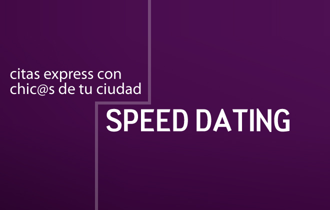 Speed dating citas rapidas valencia barcelona madrid