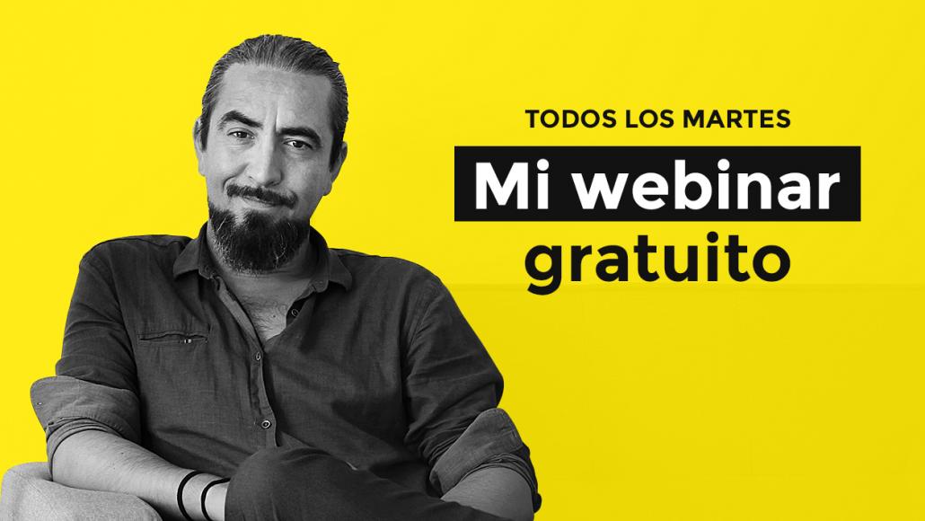 Webinar Luis Tejedor